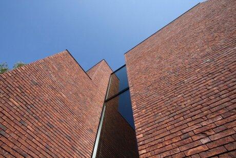 Revêtement de façade brique