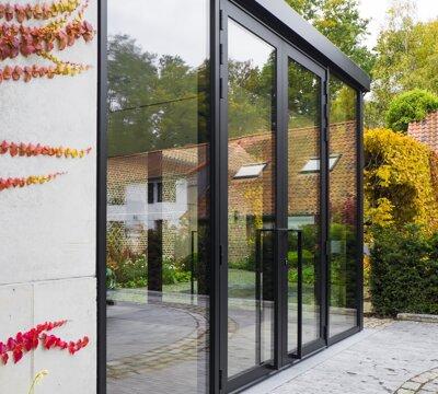 Innovaties aluminium ramen deuren