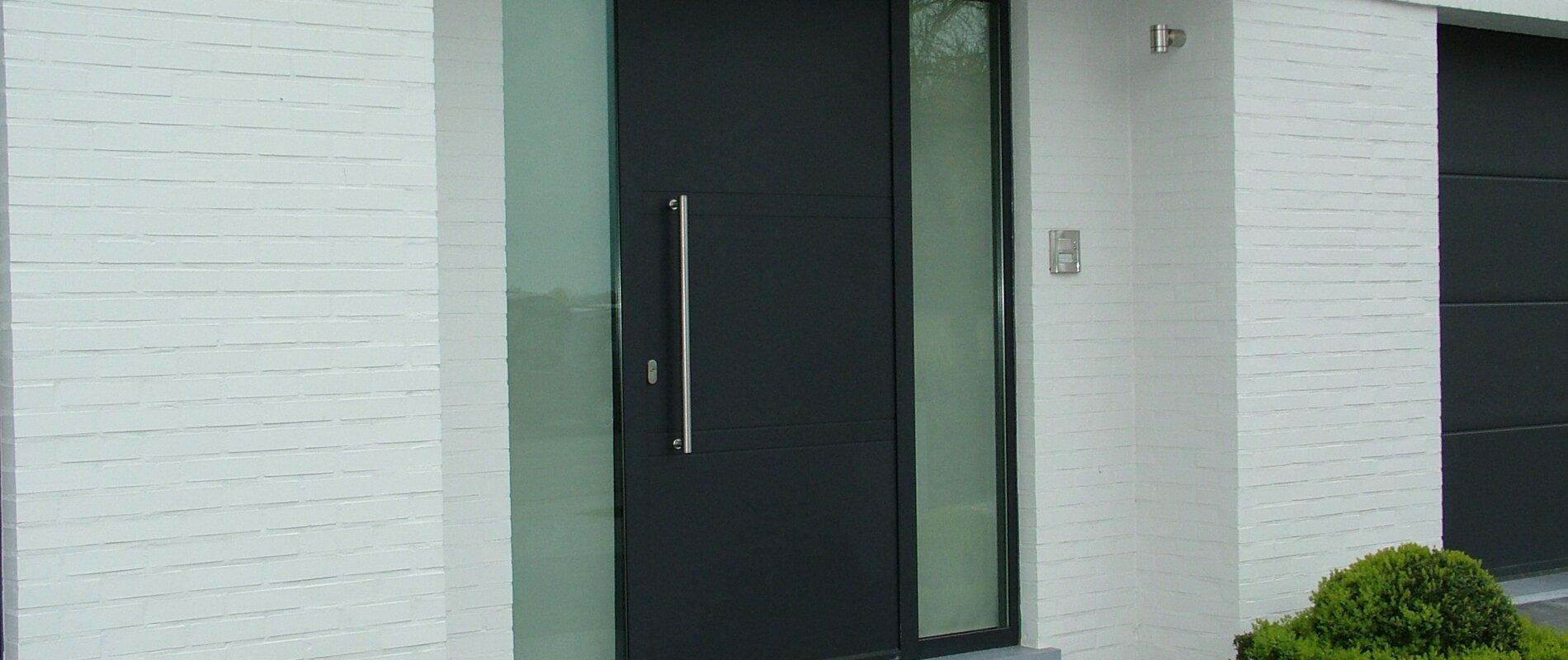 Une imposte de porte une touche de lumi re pour votre entr e belisol - Imposte pour porte d entree ...