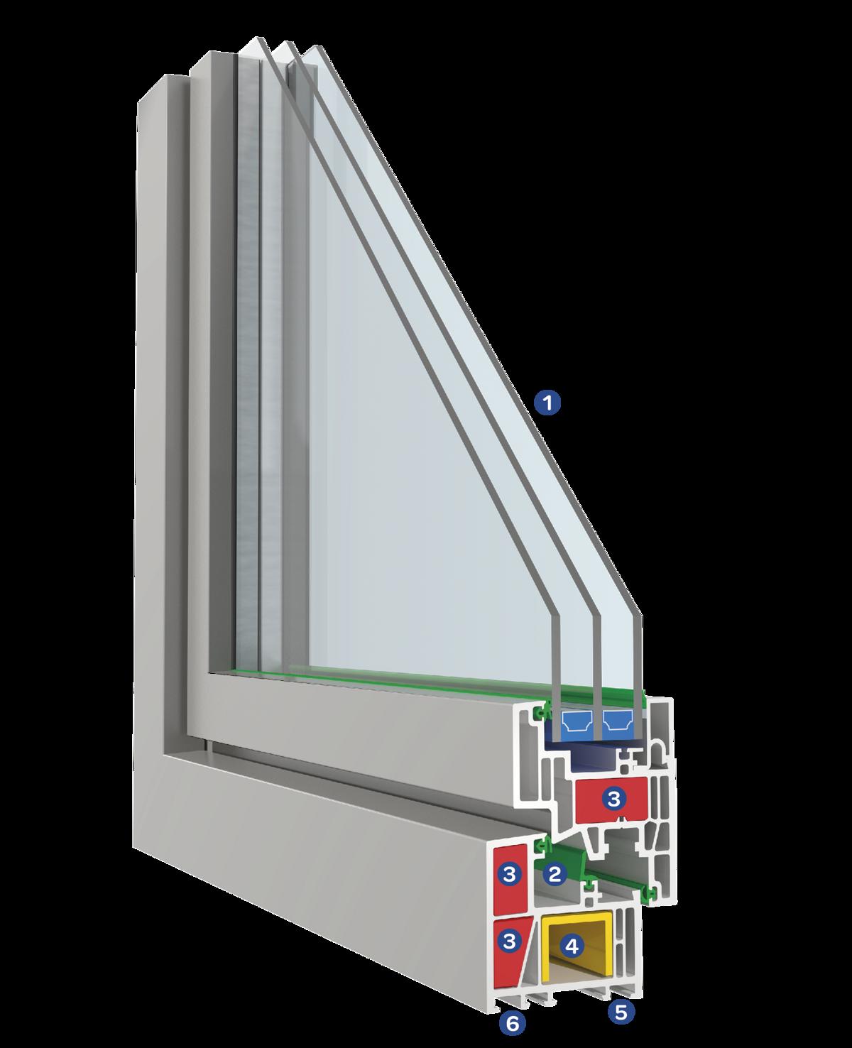 Structure d'un châssis