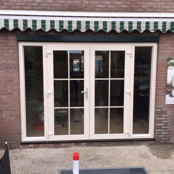 kunststof openslaande tuindeuren Haarlem
