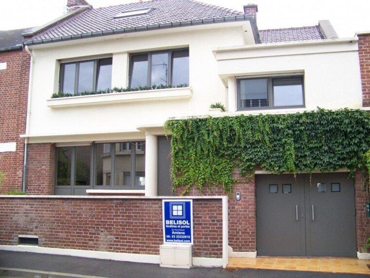 Fenêtres aluminium Amiens