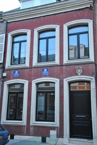 Fenêtres et porte en aluminium Amiens