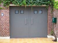 Porte aluminium Amiens