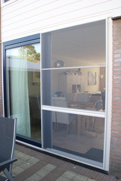 Aluminium schuifpui Noordwijk