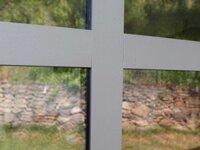 Fenêtres, aluminium, gris quartz , Saint-Etienne