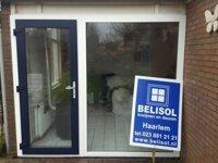 Kunststof achterdeur Haarlem