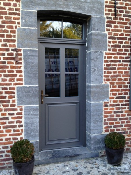 Porte pvc Valenciennes