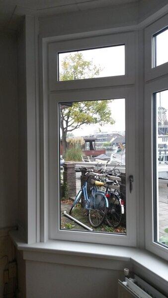 Kunststof kozijnen blokkader Leiden